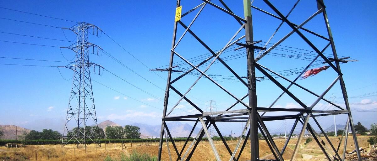 declaración impacto ambiental línea transmisión y subestación eléctrica