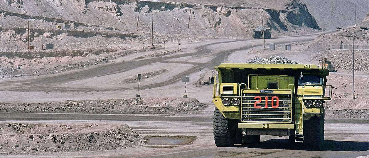 Estudios Ambientales Minería